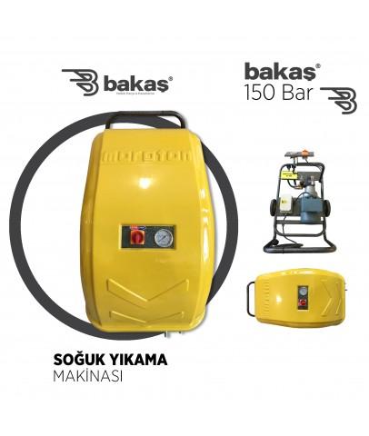 150 Bar Soğuk Yıkama Makinası (İTALYAN POMPA)